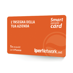 SMART PEOPLE CARD